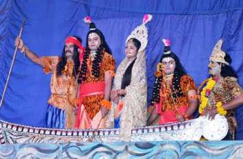 कोटा की मण्डली ही करेगी रामलीला का मंचन..पांच जगह होगा रामकथा का आयोजन ,दशहरा मेले को देंगे भवय रूप
