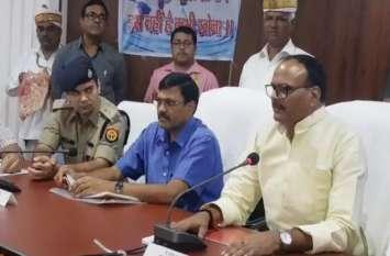 योगी के इस मंत्री ने आजम खान पर बोला बड़ा हमला, कहा- भागे नहीं कानून का सम्मान करें