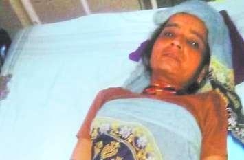 बुखार में ही महिला का यूट्रिस और एपेन्डिस का ऑपरेशन किया, इन्फेक्शन फैला