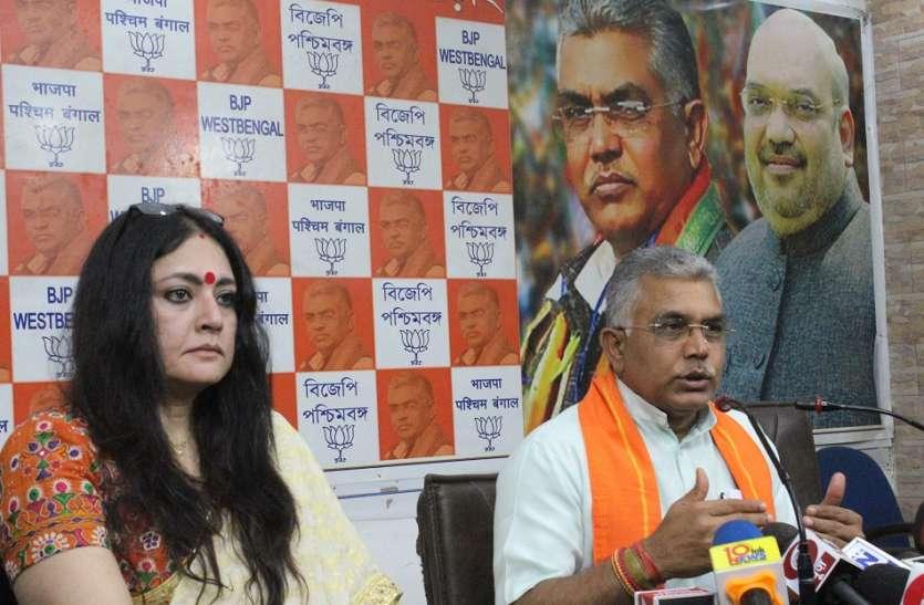 Violent left student politics : जादवपुर विवि सर्जिकल स्ट्राइक कर नक्सलियों को भगाएंगे - दिलीप