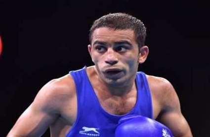 विश्व मुक्केबाजी चैम्पियनशिप : हारकर भी अमित पंघल ने रचा इतिहास, रजत जीतने वाले पहले भारतीय