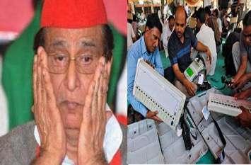 83 केसों में फंसे आजम खान के पद छोड़ने से खाली हुई सीट पर 21 अक्टूबर को होगा चुनाव