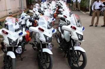 Bajaj Pulsar से चलेगी ट्रैफिक पुलिस, किए गए हैं ये बदलाव