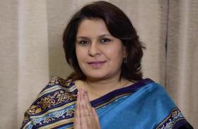 दिल्ली: कांग्रेस ने पूर्व पत्रकार सुप्रिया श्रीनेता को प्रवक्ता नियुक्त किया