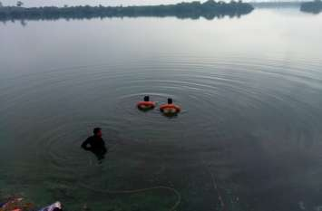 जयपुर के कानोता बांध में डूबा जोधपुर का युवक,7 घंटे रेस्क्यू कर निकाला शव