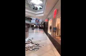 शिकागो: मॉल के अंदर गाड़ी लेकर घुस गया शख्स, जान बचाने के लिए इधर-उधर भागते नजर आए दुकानदार और लोग