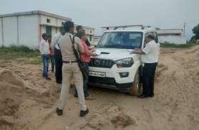 अवैध रेत भंडारण से 27 सौ से अधिक घन मीटर रेत जब्त, कारोबारियों में मचा हडक़ंप