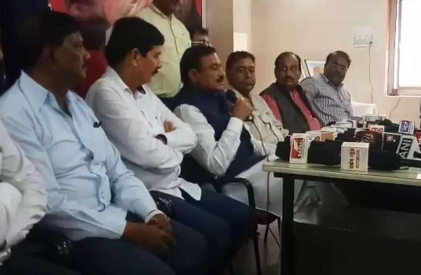 VIDEO : हनीट्रैप पर बोले पूर्व गृहमंत्री - पुलिस के पास हैं सारे वीडियो, राजनीतिक दबाव में सामने नहीं आ रहे नाम