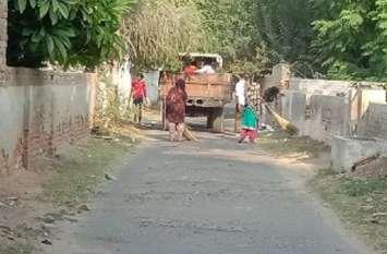 साढ़े नौ करोड़ रुपए से चालीस ग्राम पंचायतों में डोर टू डोर होगा कचरा संग्रहण