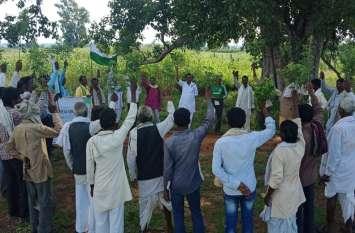 एकता परिषद का दो दिवसीय कृषि प्रशिक्षण संपन्न