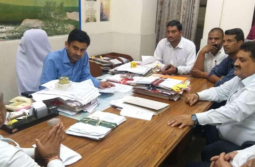 उदयपुर में वकीलों ने किया कार्य बहिष्कार