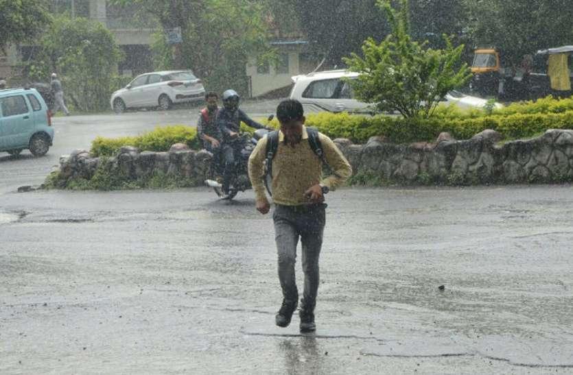 अब डिप्रेशन का शिकार हुआ मानसून, कुछ हिस्सों में भारी बारिश के आसार