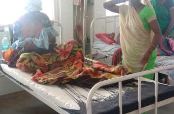 मरहम पट्टी के काम आ रहे जिले के कई अस्पताल