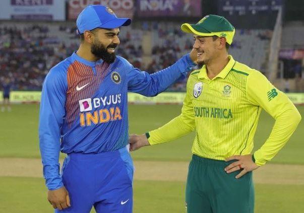3rd T-20 IND vs SA: यहां देख सकते हैं Live Cricket मुकाबला