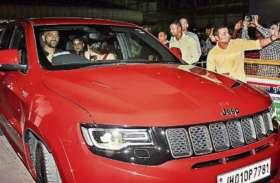 महेंद्र सिंह धोनी अपनी इस आकर्षक नई कार में निकले पहली सवारी पर, कीमत सुन उड़ जाएंगे आपके होश