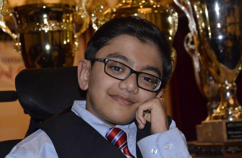 'हाउडी मोदी' में राष्ट्रगान गाएगा भारतीय मूल का ये खास लड़का, परफॉर्मेंस को लेकर है काफी उत्साहित