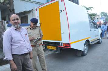 Surat News; बैंक वैन से 19.52 लाख रुपए भरा बैग लेकर भागने वाली तमिलनाडु की गैंग गिरफ्तार