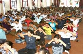 RSS ने कहा- स्वस्थ और तनाव मुक्त रहना है तो योग करो