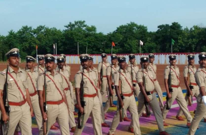 राज्य के 14 पुलिस प्रशिक्षण स्कूलों का होगा उन्नयन