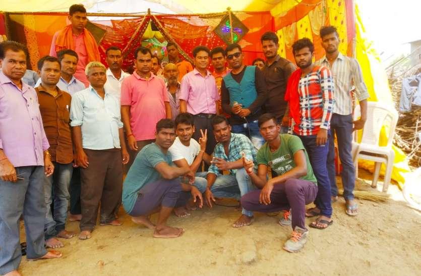कबड्डी प्रतियोगिता में बालाघाट रही प्रथम