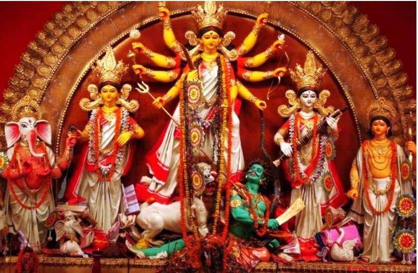 आश्विन नवरात्रि : संतान प्राप्ति सहित अनेक कामनाएं पूरी करेंगी माँ दुर्गा भवानी के यह तांत्रिक मंत्र