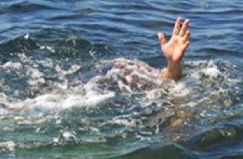 पत्नी की बहन को बचाने नदी में कूदा जीजा तेज बहाव में बहा, 400 मीटर दूर मिली लाश, परिवार में मचा कोहराम