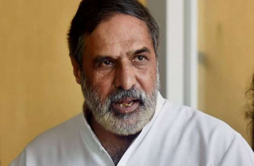 आनंद शर्मा ने हाउडी मोदी पर साधा निशाना, कहा- पीएम ने किया विदेश नीति का उल्लंघन