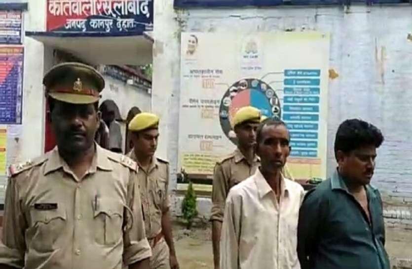 बड़ी दर्दनाक तरीके से की गई थी चौकीदार की हत्या, पुलिस ने 24 घण्टे में आरोपियों को गिरफ्तार कर किया खुलासा