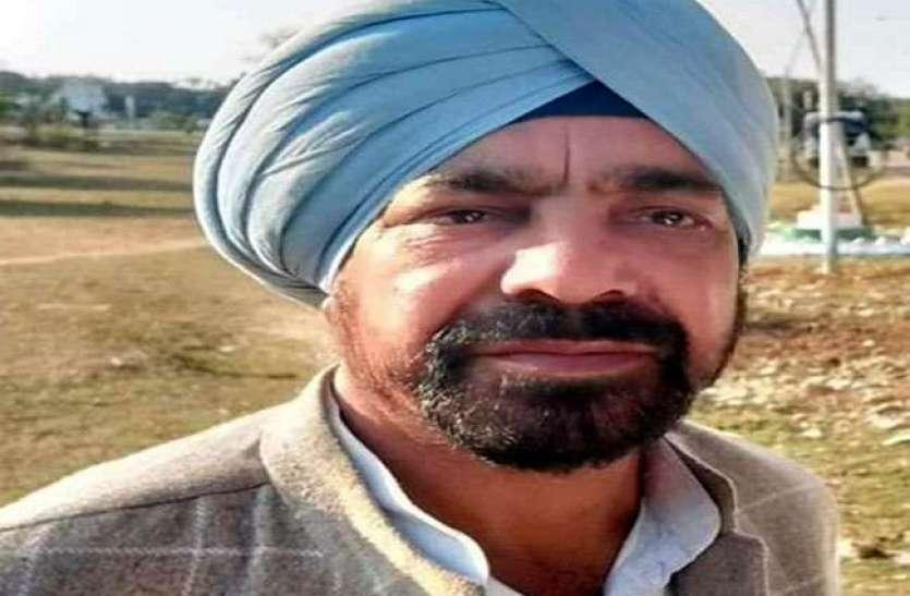 बीजेपी नेता अमरजीत सिंह छाबड़ा का निधन, पार्टी में शोक की लहर