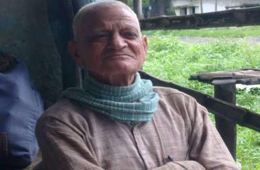 नहीं रहे आदिवासियों के मसीहा डॉ. प्रभुदत्त खेड़ा, CM भूपेश ने किया शोक व्यक्त