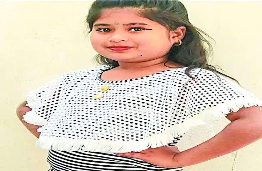 बिटिया दिवस पर तेज रफ्तार की कहर से उजड़ गया परिवार, 10 साल की बेटी की सिर कुचली लाश देखकर पिता को आया हार्ट अटैक