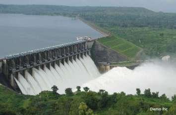 राजस्थान में अच्छी वर्षा से 400 बांध लबालब