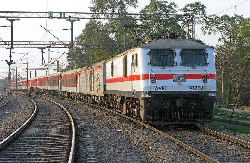 अच्छी खबर : अलवर-बांदीकुई के बीच बिजली से ट्रेन चलने के तैयार, विद्युतीकरण का कार्य हुआ पूरा