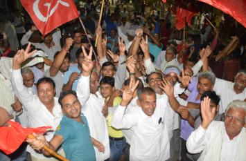 सरकार के इस कदम से माकपा का आंदोलन खत्म, अब निगाहें 28  पर