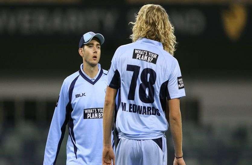 क्रिकेट के मैदान में एक बार फिर बड़ा हादसा, ऑस्ट्रेलियन क्रिकेटर की टूटी हड्डी, देखें वीडियो
