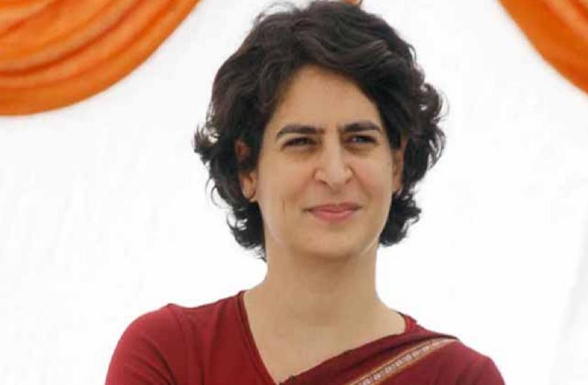 Priyanka Gandhi ने बदली रणनीति, भाजपा ही नहीं सपा-बसपा को भी लग सकता है जोर का झटका