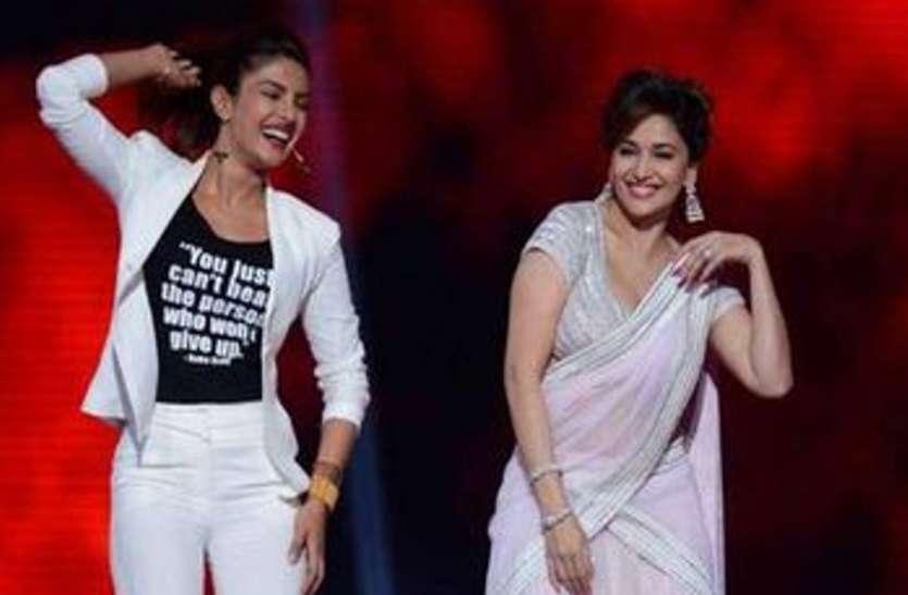 माधुरी दीक्षित के साथ 'पिंगा' गाने को रीक्रिएट करेंगी प्रियंका चोपड़ा