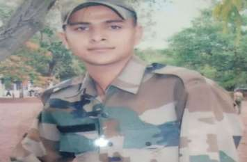 कठुआ के पास सड़क हादसे में सेना के जवान की मौत