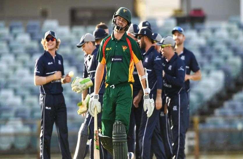 12 ओवर में 14 रन नहीं बना पाई यह टीम, छह विकेट खोकर हार गई, देखें वीडियो