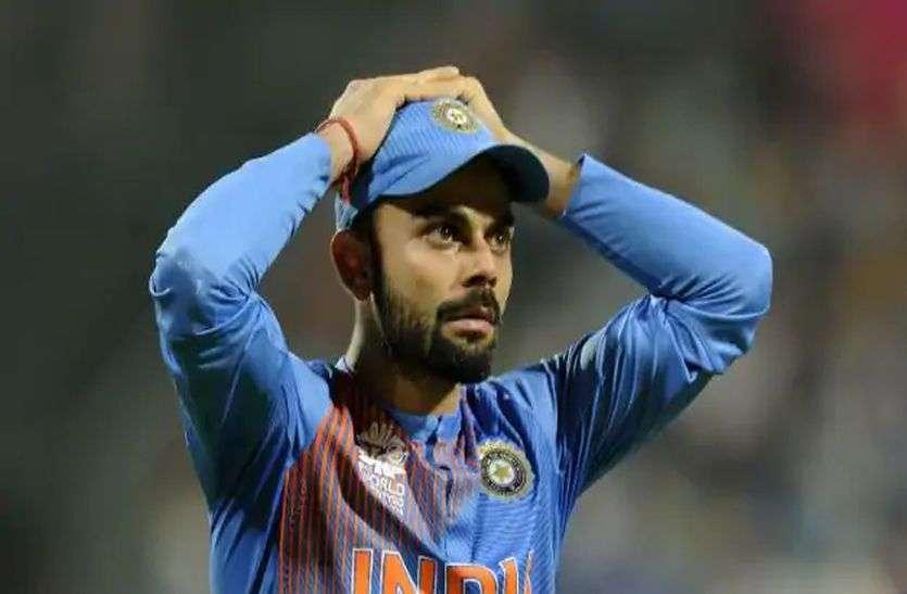 खराब व्यवहार के लिए आईसीसी ने दी विराट कोहली को चेतावनी, लगा मैच फीस का 50 फीसदी जुर्माना