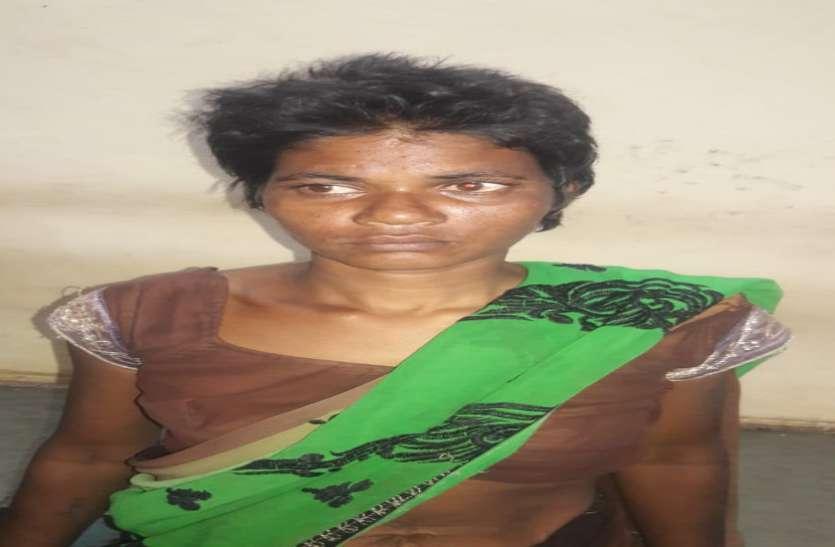 हैवान औरत ने ढाई साल की मासूम को मार कर रेत में गाड़ दिया, दूसरी बच्ची को भी मारने वाली थी तभी...