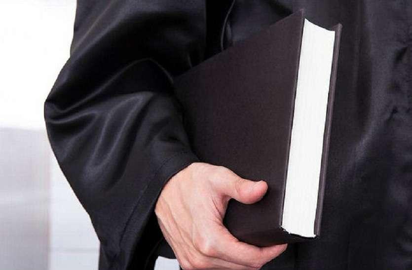 बीसीआर मैंबर्स ने अधिवक्ता आपदा कोष का गठन करने की रखी मांग