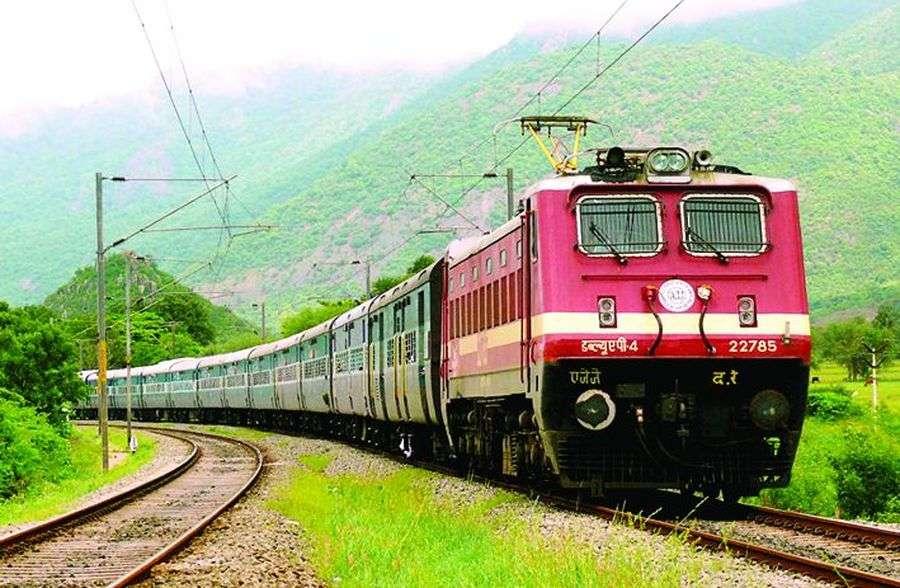 Engine runs upside down, railwayman engulfed