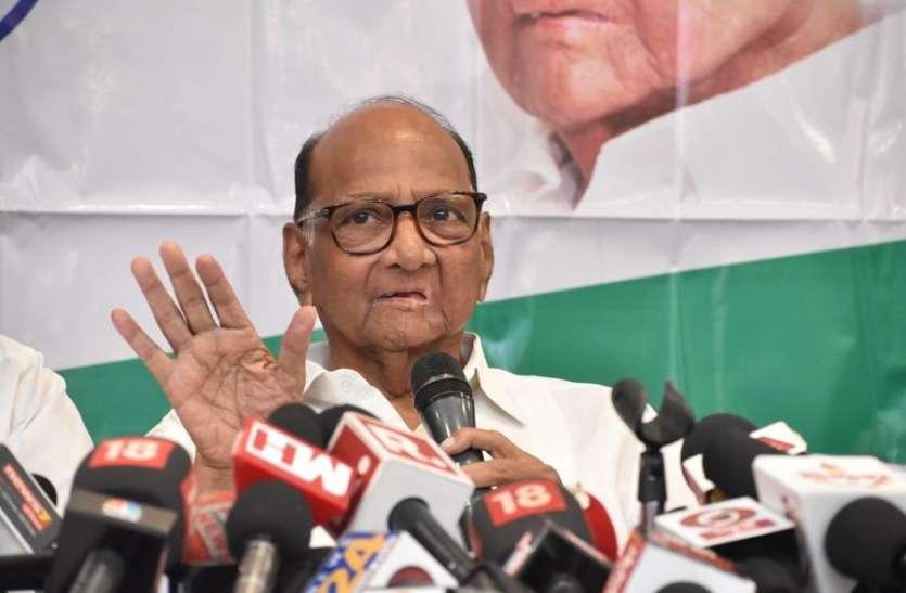 NCP प्रमुख शरद पवार का बड़ा खुलासा, पीएम मोदी ने सरकार बनाने के लिए दिया था 'लालच'