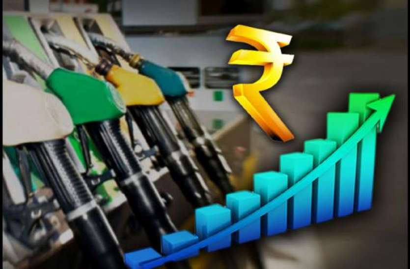 पेट्रोल के दाम में हुई 15 पैसे की बढ़ोतरी, डीजल के दाम में आम जनता को मिली राहत