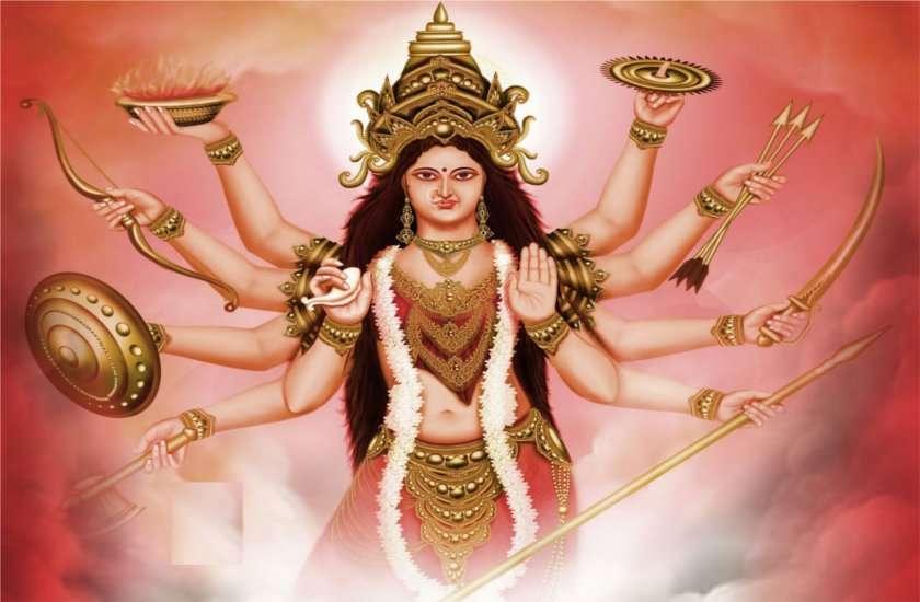 आश्विन नवरात्र- 2019 : 9 दिन सबुह-शाम करें माँ दुर्गा भवानी ये महाआरती, हो जाएगा सभी दुखों को नाश