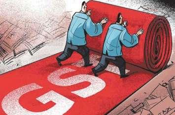 GST NEWS-दो कपड़ा व्यापारियों से लाखों रुपए की  जीएसटी चोरी पकड़ी