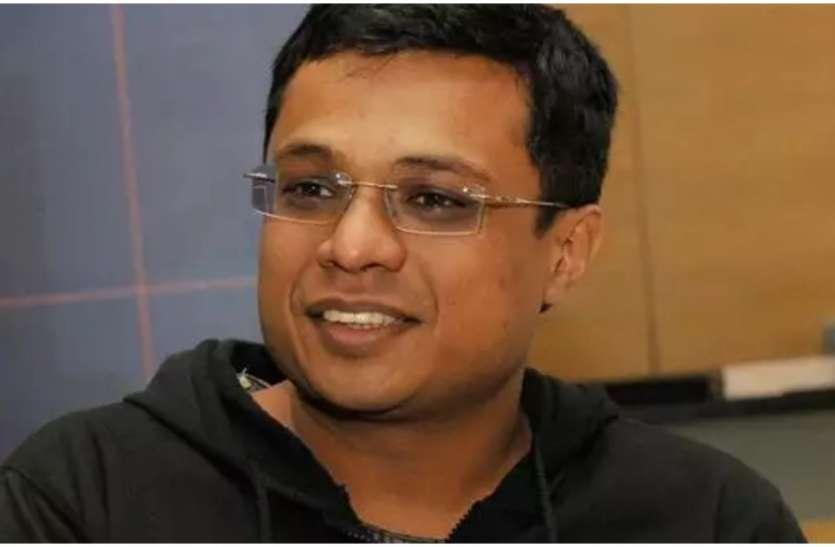 अब सचिन बंसल बनेंगे बेंगलूरू की कंपनी के सीईओ, 740 करोड़ रुपए में खरीदी कंपनी