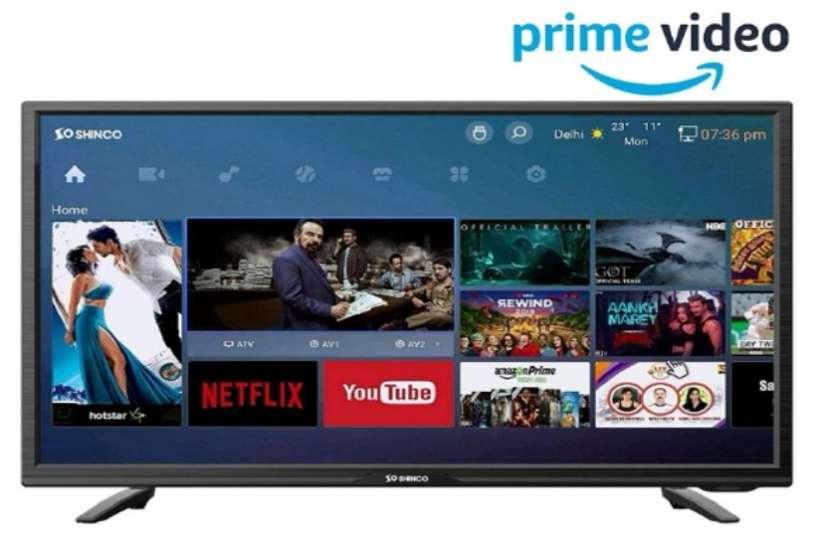 7,999 रुपये में 32 इंच की Smart LED TV भारत में लॉन्च, 29 सितंबर से शुरू होगी सेल