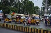 #traffic शहर के आधे रूटों पर दौड़ रहे क्षमता से दोगुने ज्यादा ऑटो